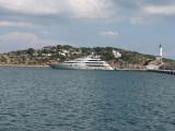 Superyacht Eminence at Ibiza