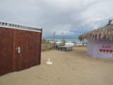 Beach Toilets at Es Calo