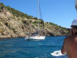 Ibiza Boat Trip 2010