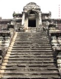 Angkor Stairway