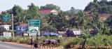 Countryside Scene Kampong Soam