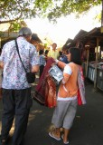 Mendhut Vendor with Peter