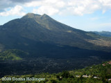 Batur Volcano and Lava Fields