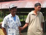 Asparagus Farm Worker and Iskandar