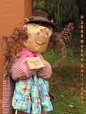 Scarecrow, Justina Morrill