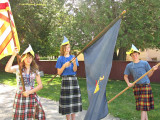 Strafford Parade Standard Bearers