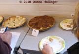 Scoring Points in the Apple Pie Contest