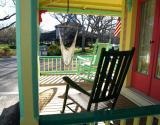 Green porch MV