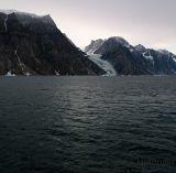Glacier in Rypefjord