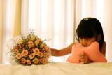 Dashayne & Her Mum's Bouquet