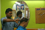 The Indian Barber