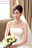 新娘_May於喜萊登飯店之結婚新秘造型紀錄