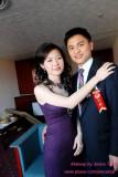 新娘_倩於凱薩飯店之結婚新秘造型紀錄
