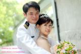 新娘_琦之自拍婚紗照單妝造型紀錄