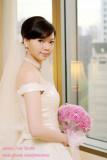 新娘_真於遠東國際飯店之結婚新秘造型紀錄