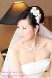 新娘_婕於六福皇宮之結婚新秘造型紀錄