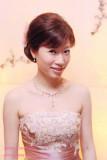 新娘_鳳於台北典華之訂婚新秘造型紀錄