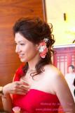 新娘_玉於典華飯店之結婚新祕造型紀錄