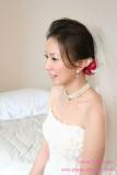 新娘_馨於台北僑園之結婚新祕造型紀錄