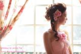 新娘_萱之自拍婚紗造型紀錄