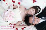 新娘_雯之自拍婚紗造型紀錄