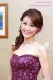新娘_瑩於桃園住都飯店之結婚新祕造型紀錄