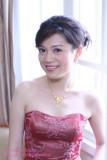 新娘_萱於華泰王子之訂婚新秘造型紀錄