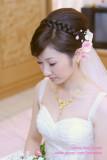 新娘_君於福華飯店之結婚新秘造型紀錄