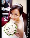 新娘_凝於台北典華之結婚新秘造型紀錄