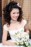 新娘_珮於京漾會館之結婚新祕造型紀錄