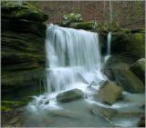 Lower Longpool Falls