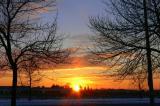 Sunset December 13-05