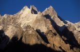 Gasherbrum group from Gore II