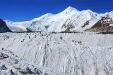 Upper Baltoro Glacier
