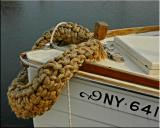 boat and rope