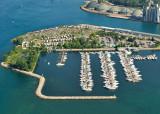 Sarnia's Bayfest and Mackinac and Surrounding Area Aerial Shots