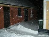 Mera snö. More snow