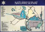 Karta över Kvismaren - Map of Lake Kvismaren