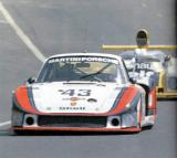 Martini 935/78 Moby Dick @ LeMans 1978