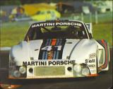 Manfred Schurti 1977 Martini Porsche Race Car Driver 24 Hours Le Mans