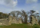 Thurnham Castle : the gatehouse