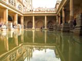 The  Roman  Baths of  Aquae  Sulis.