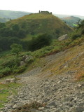 Castell  Dinas  Bran / 2