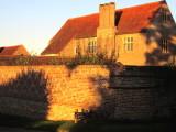 Early  sunlight  on  Chapel  Farm