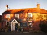 A  warming  glow,  down  the  local.