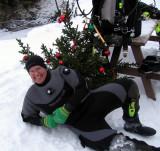 Christmas Tree Dive 2008