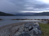 Scenery (Gros Morne).. on Norris Point, another dive site.. ripping current happens here