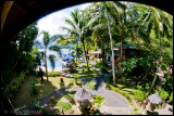 Lembeh Resort - view from the resturant