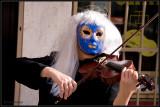 Masked Fiddler