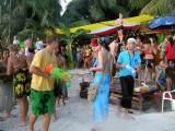 Songkran fun - Dancing